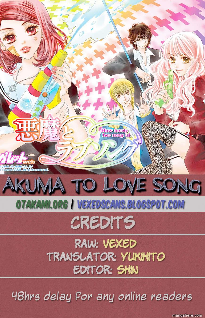 Akuma to Love Song 48 Page 1