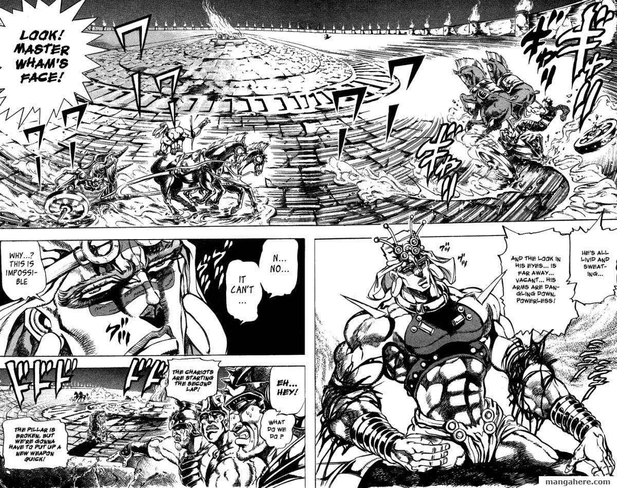 JoJo's Bizarre Adventure Part 2: Battle Tendency 6 Page 2