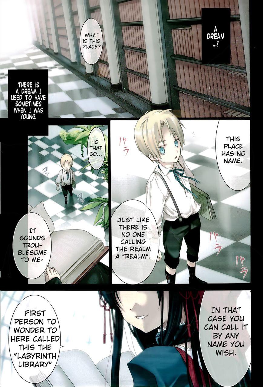 Dantalian no Shoka 7 Page 2