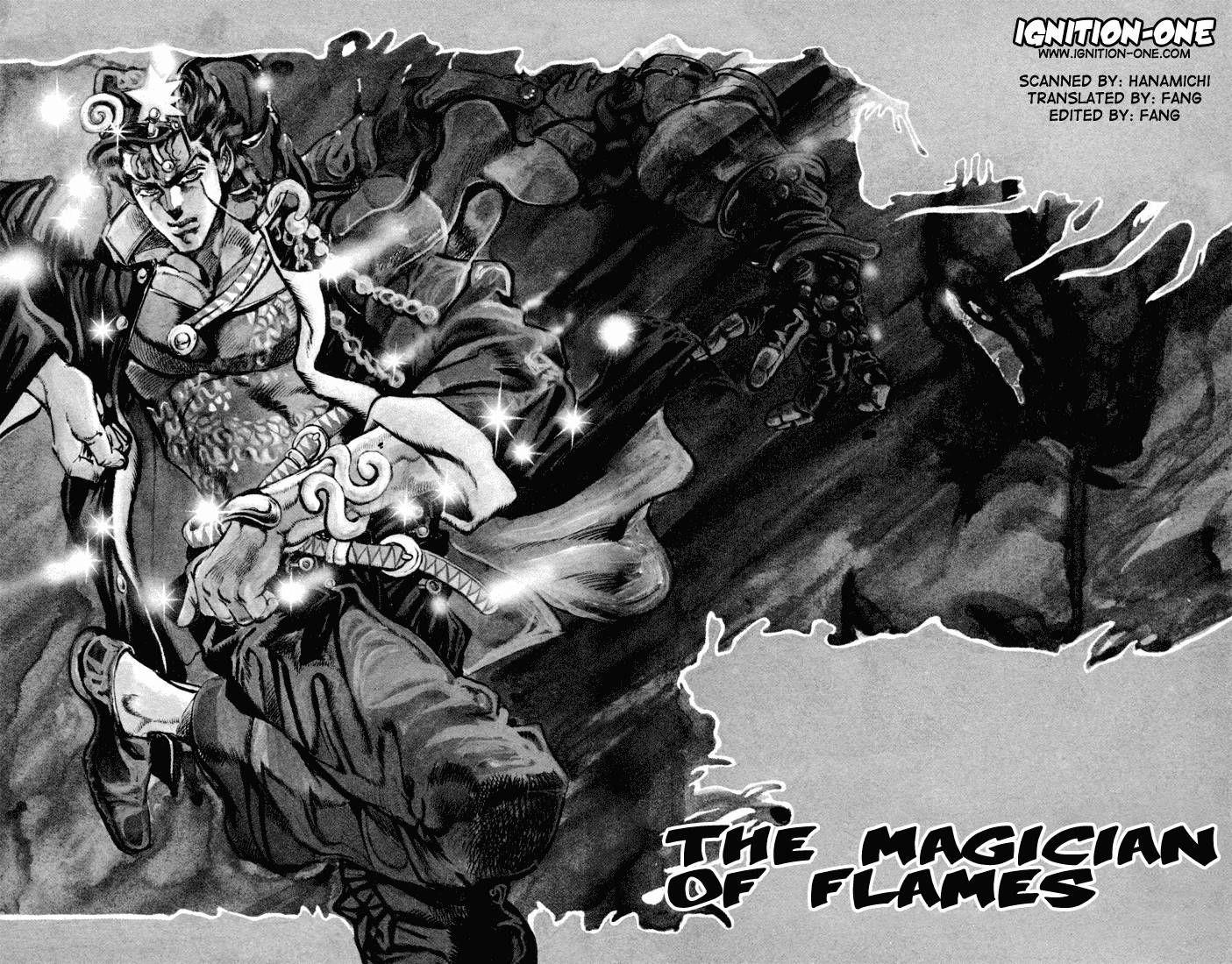 JoJo's Bizarre Adventure Part 3: Stardust Crusaders 1 Page 2