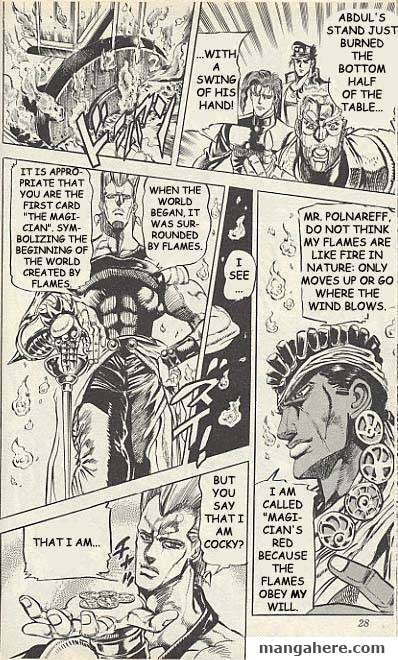JoJo's Bizarre Adventure Part 3: Stardust Crusaders 10 Page 2