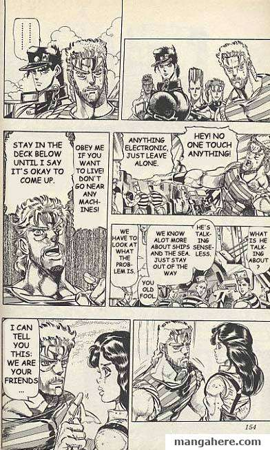 JoJo's Bizarre Adventure Part 3: Stardust Crusaders 17 Page 3