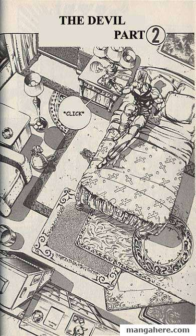 JoJo's Bizarre Adventure Part 3: Stardust Crusaders 20 Page 1