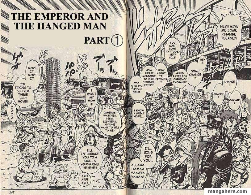 JoJo's Bizarre Adventure Part 3: Stardust Crusaders 26 Page 2