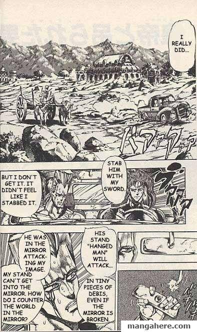 JoJo's Bizarre Adventure Part 3: Stardust Crusaders 30 Page 2