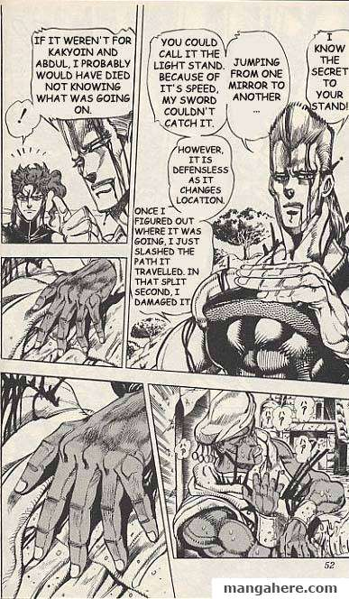 JoJo's Bizarre Adventure Part 3: Stardust Crusaders 31 Page 3