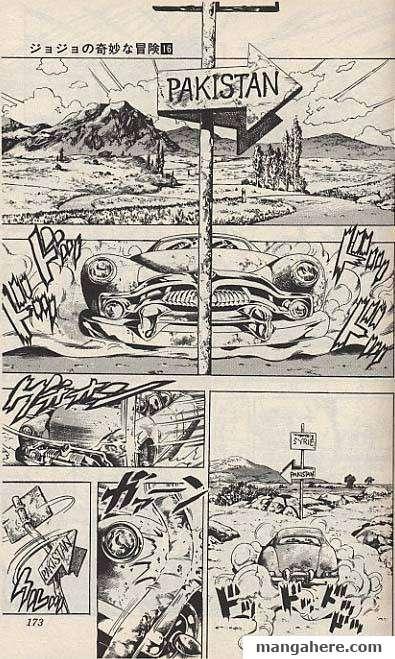 JoJo's Bizarre Adventure Part 3: Stardust Crusaders 35 Page 3