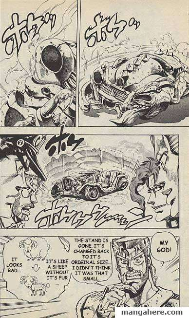 JoJo's Bizarre Adventure Part 3: Stardust Crusaders 37 Page 3
