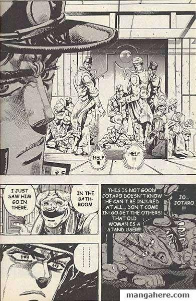 JoJo's Bizarre Adventure Part 3: Stardust Crusaders 45 Page 2