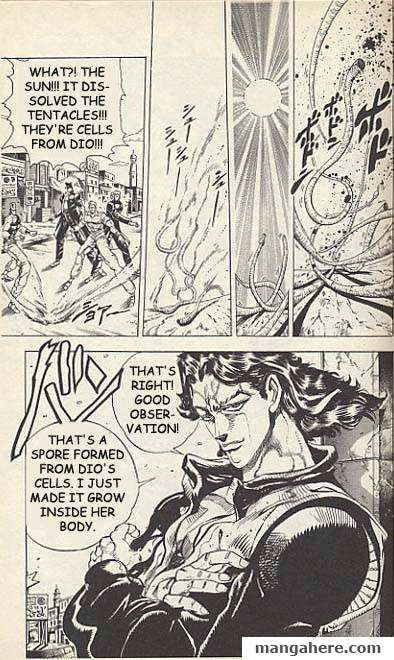 JoJo's Bizarre Adventure Part 3: Stardust Crusaders 47 Page 2