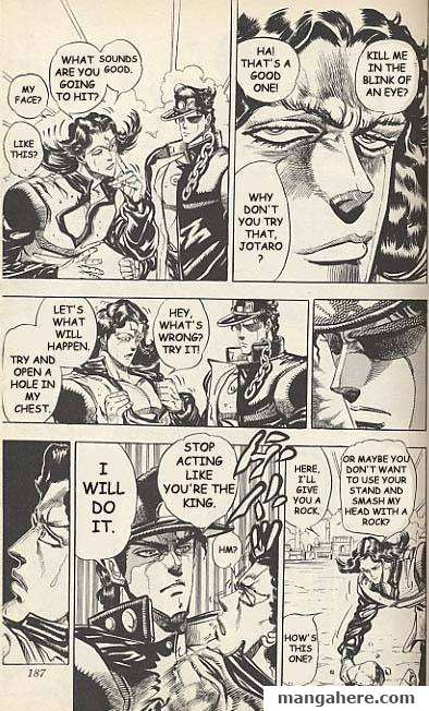 JoJo's Bizarre Adventure Part 3: Stardust Crusaders 48 Page 3