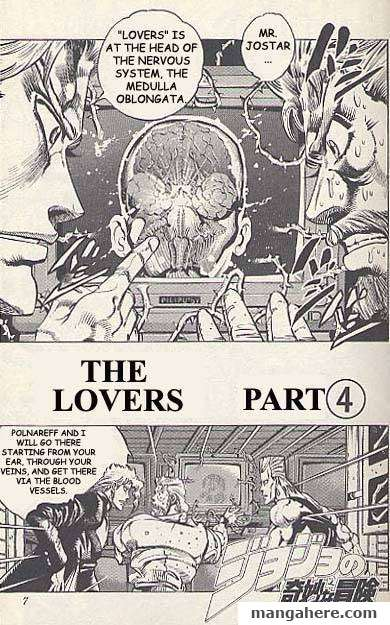 JoJo's Bizarre Adventure Part 3: Stardust Crusaders 49 Page 1