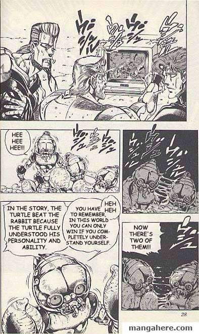 JoJo's Bizarre Adventure Part 3: Stardust Crusaders 50 Page 2