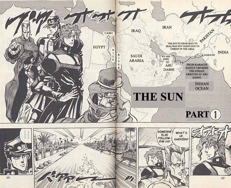 JoJo's Bizarre Adventure Part 3: Stardust Crusaders 52 Page 2