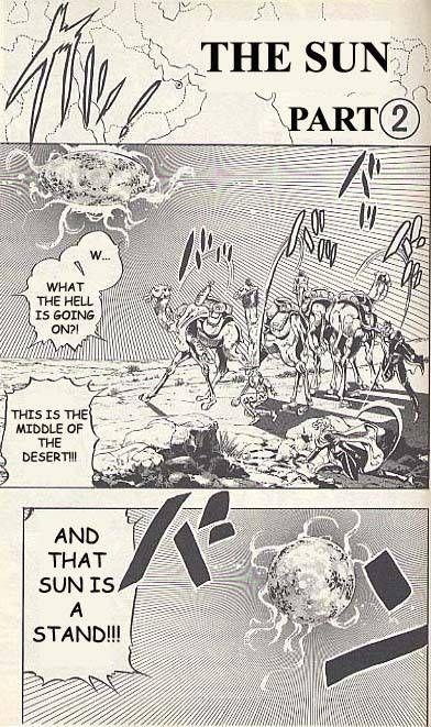 JoJo's Bizarre Adventure Part 3: Stardust Crusaders 53 Page 2