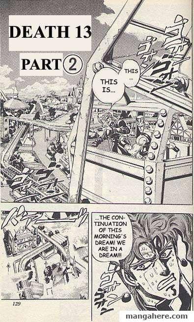 JoJo's Bizarre Adventure Part 3: Stardust Crusaders 55 Page 1
