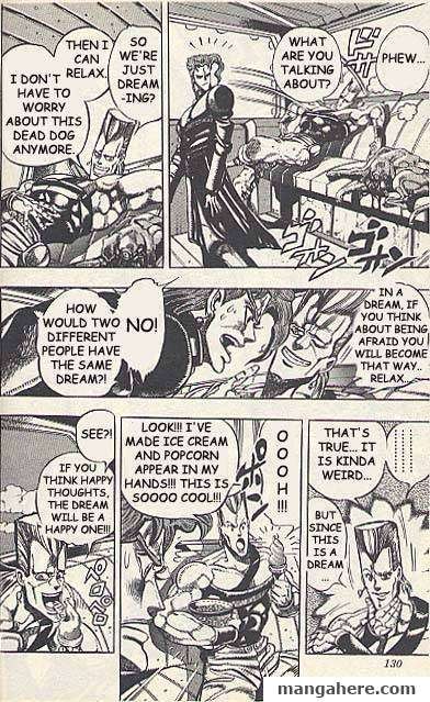 JoJo's Bizarre Adventure Part 3: Stardust Crusaders 55 Page 2