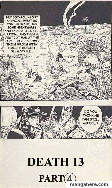 JoJo's Bizarre Adventure Part 3: Stardust Crusaders 57 Page 1
