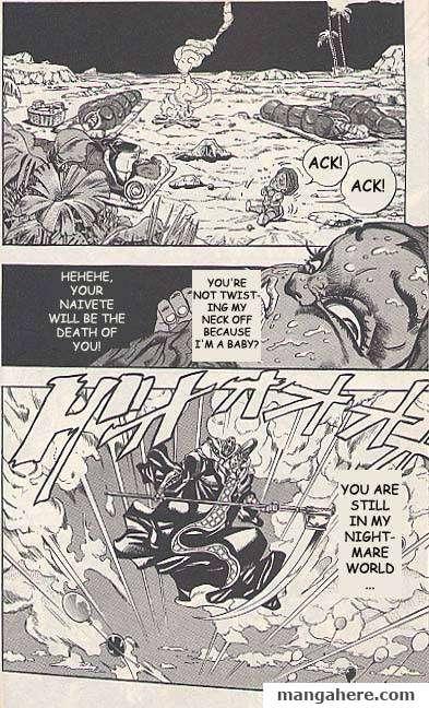 JoJo's Bizarre Adventure Part 3: Stardust Crusaders 57 Page 2