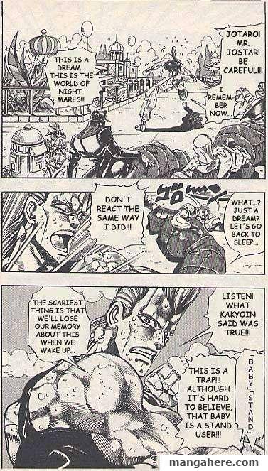 JoJo's Bizarre Adventure Part 3: Stardust Crusaders 58 Page 3