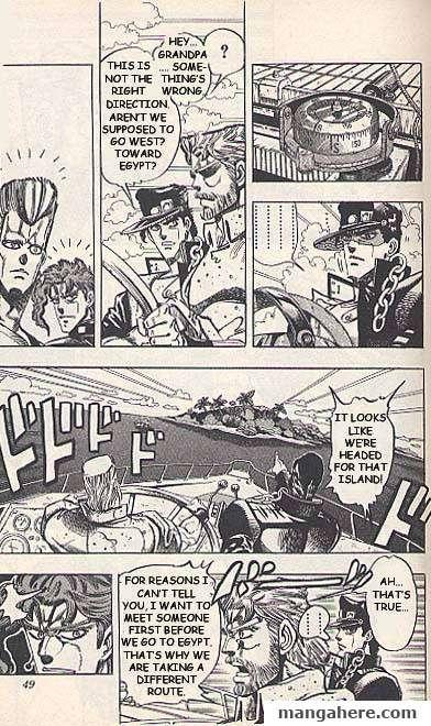 JoJo's Bizarre Adventure Part 3: Stardust Crusaders 60 Page 3