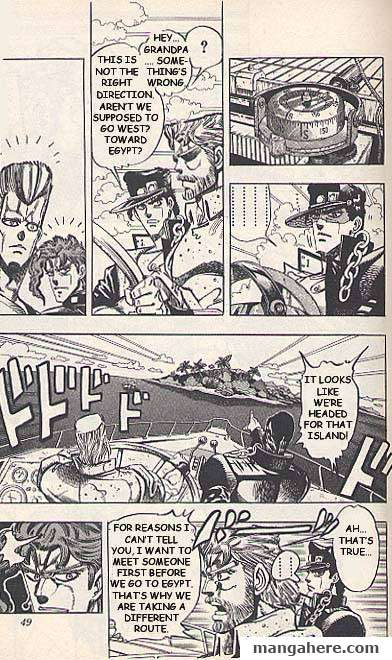 JoJo's Bizarre Adventure Part 3: Stardust Crusaders 60 Page 3
