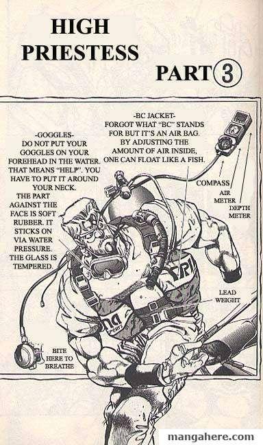 JoJo's Bizarre Adventure Part 3: Stardust Crusaders 67 Page 1