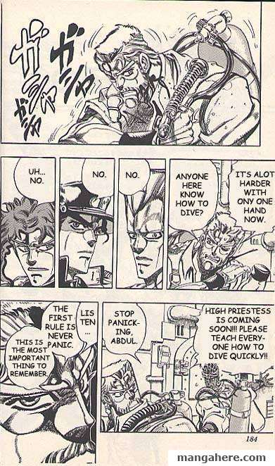 JoJo's Bizarre Adventure Part 3: Stardust Crusaders 67 Page 2