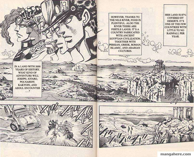 JoJo's Bizarre Adventure Part 3: Stardust Crusaders 68 Page 2