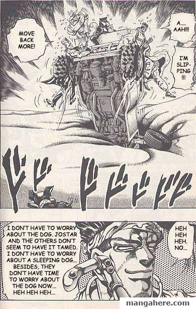 JoJo's Bizarre Adventure Part 3: Stardust Crusaders 72 Page 2