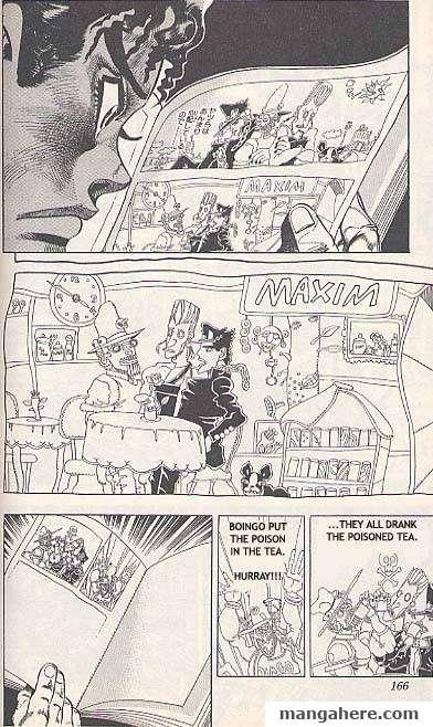 JoJo's Bizarre Adventure Part 3: Stardust Crusaders 76 Page 2