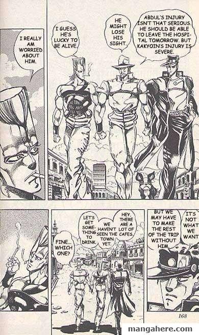 JoJo's Bizarre Adventure Part 3: Stardust Crusaders 76 Page 4