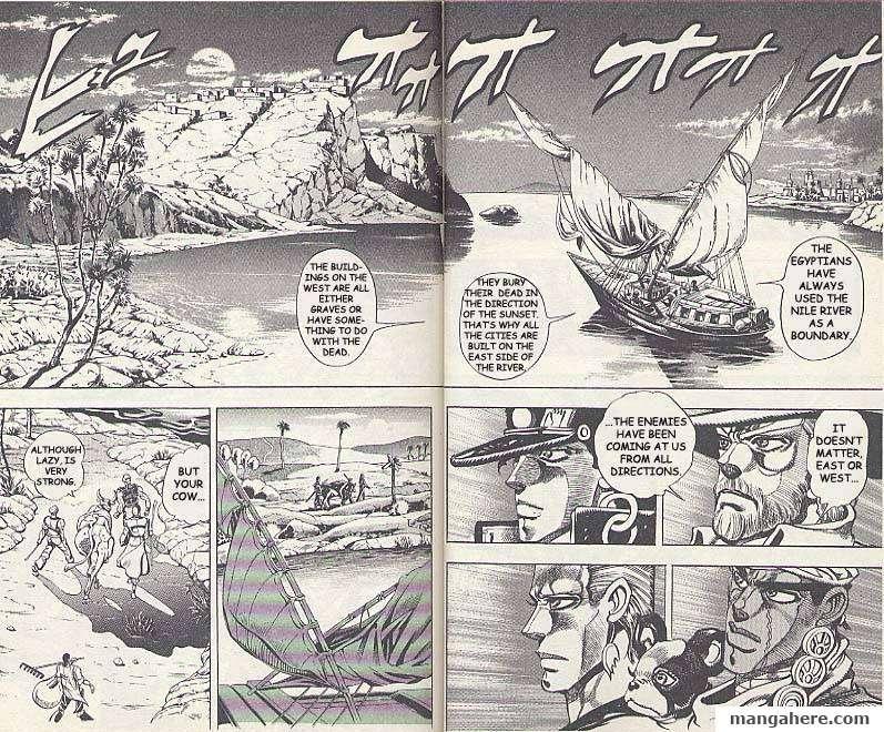 JoJo's Bizarre Adventure Part 3: Stardust Crusaders 78 Page 2
