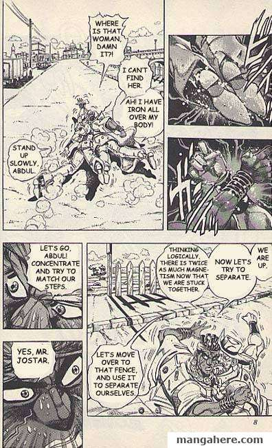 JoJo's Bizarre Adventure Part 3: Stardust Crusaders 88 Page 2