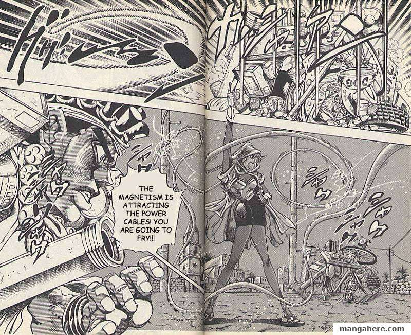 JoJo's Bizarre Adventure Part 3: Stardust Crusaders 90 Page 2