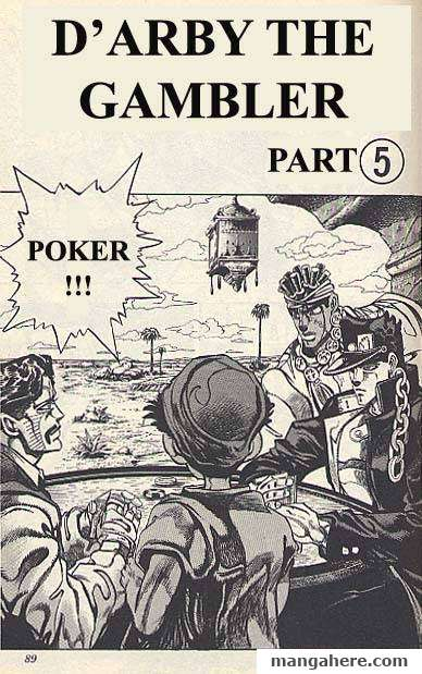 JoJo's Bizarre Adventure Part 3: Stardust Crusaders 101 Page 1