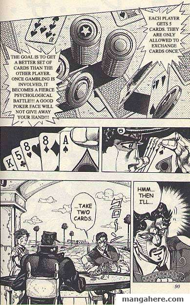 JoJo's Bizarre Adventure Part 3: Stardust Crusaders 101 Page 2
