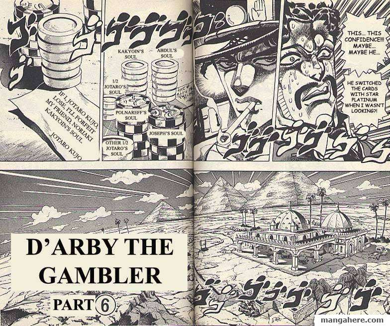 JoJo's Bizarre Adventure Part 3: Stardust Crusaders 102 Page 1