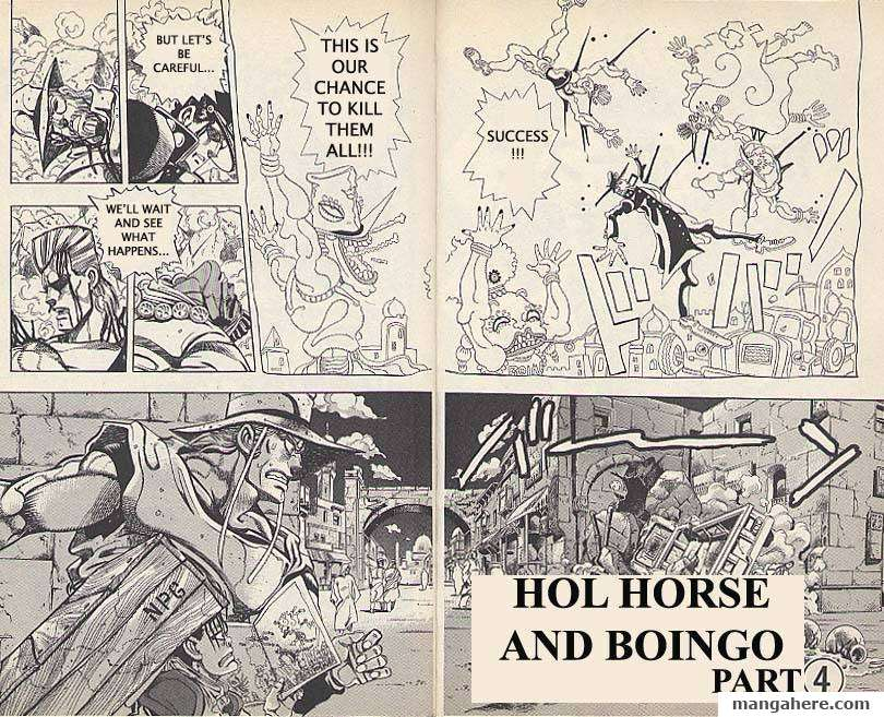 JoJo's Bizarre Adventure Part 3: Stardust Crusaders 106 Page 2