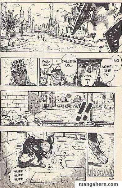 JoJo's Bizarre Adventure Part 3: Stardust Crusaders 113 Page 2