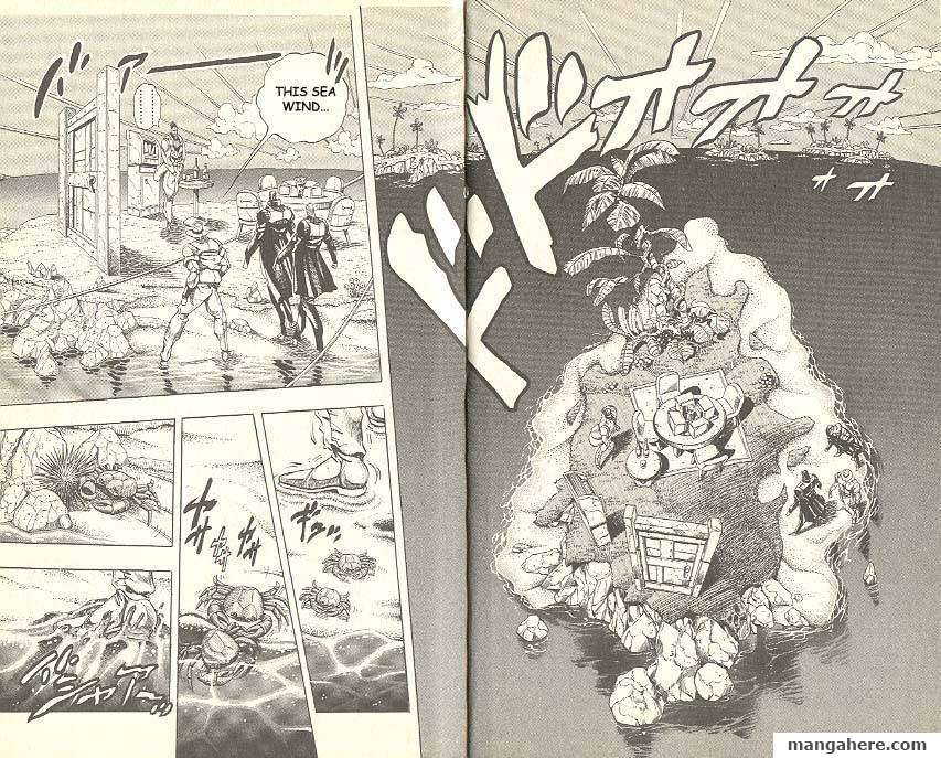 JoJo's Bizarre Adventure Part 3: Stardust Crusaders 115 Page 2