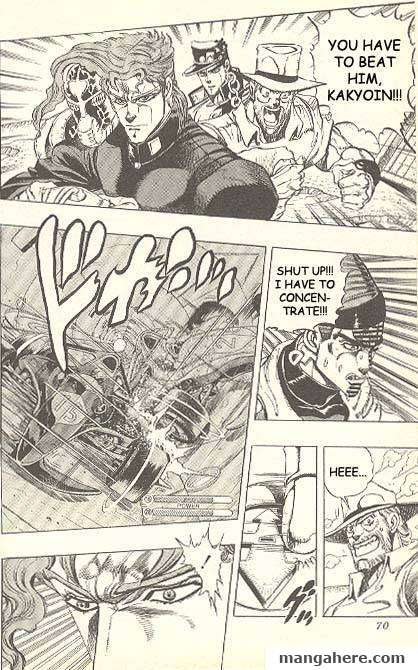 JoJo's Bizarre Adventure Part 3: Stardust Crusaders 118 Page 2