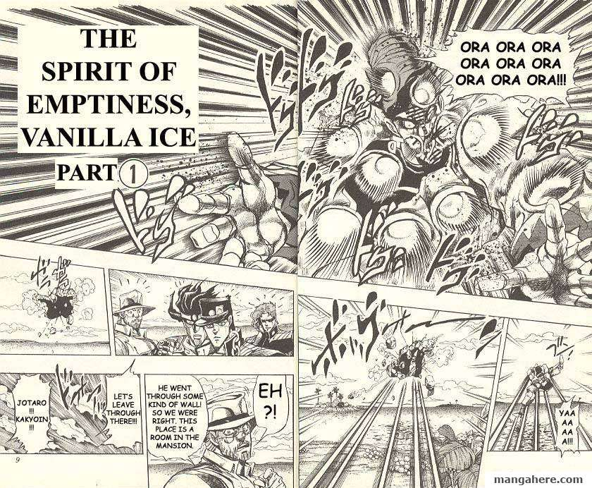 JoJo's Bizarre Adventure Part 3: Stardust Crusaders 123 Page 2
