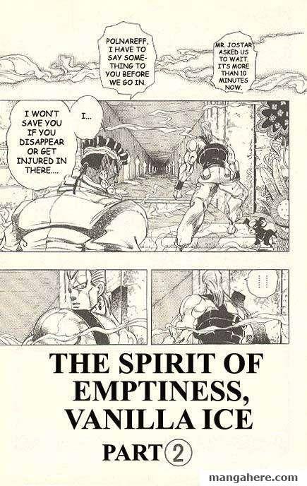 JoJo's Bizarre Adventure Part 3: Stardust Crusaders 124 Page 2