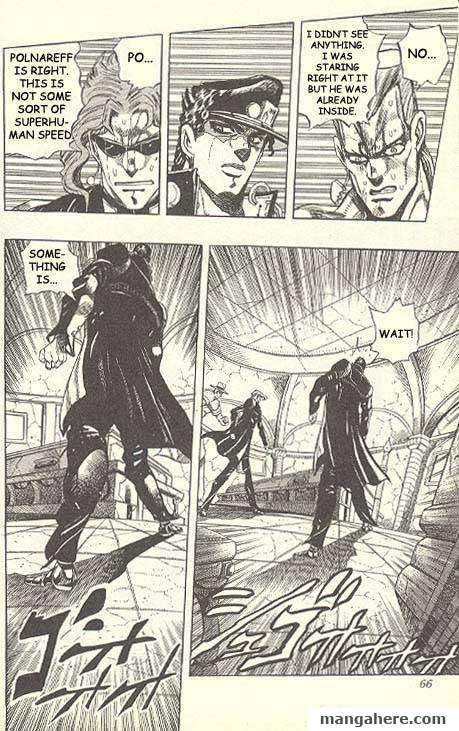 JoJo's Bizarre Adventure Part 3: Stardust Crusaders 135 Page 2