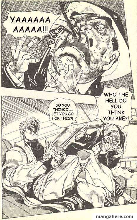 JoJo's Bizarre Adventure Part 3: Stardust Crusaders 137 Page 2