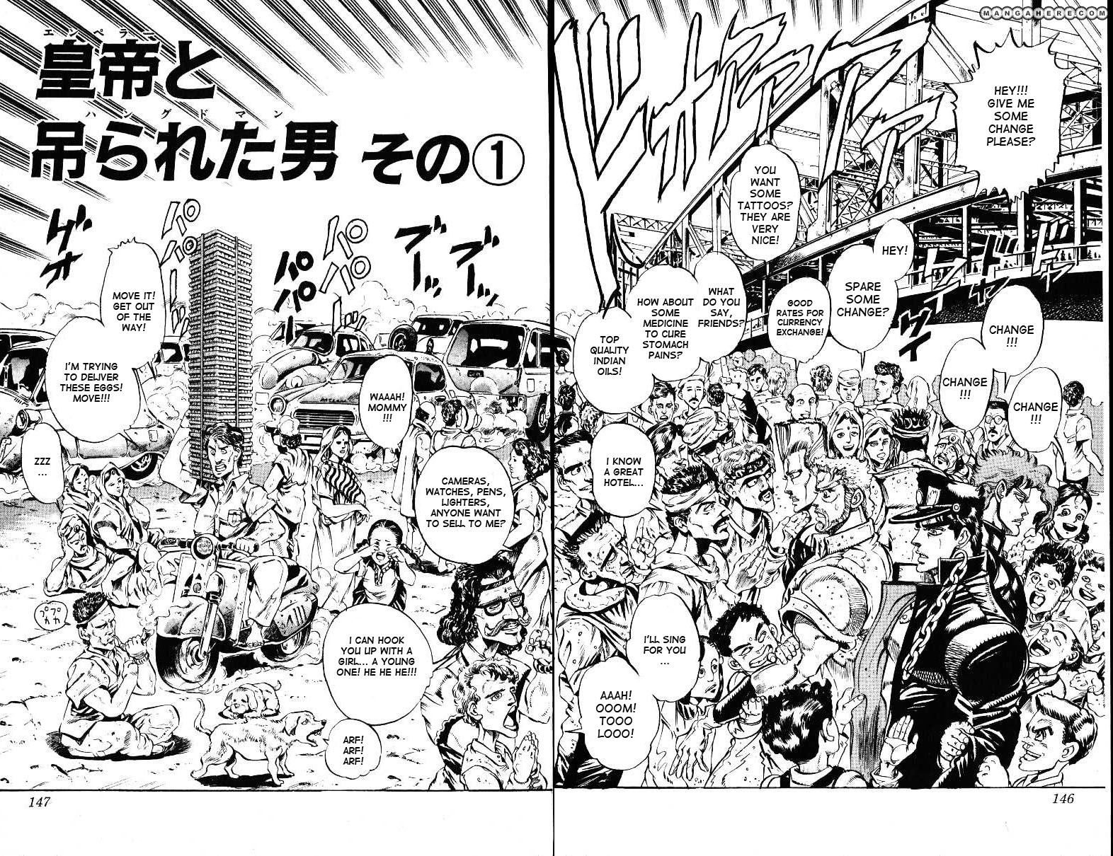 JoJo's Bizarre Adventure Part 3: Stardust Crusaders 140 Page 2