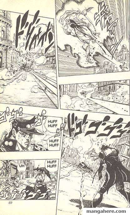 JoJo's Bizarre Adventure Part 3: Stardust Crusaders 145 Page 3