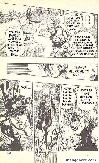 JoJo's Bizarre Adventure Part 3: Stardust Crusaders 146 Page 3