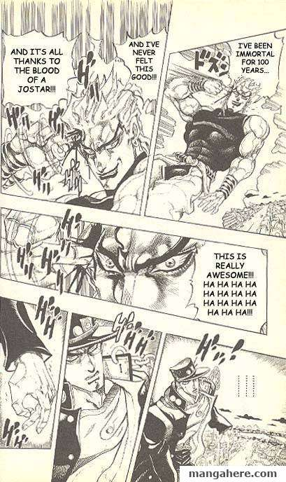 JoJo's Bizarre Adventure Part 3: Stardust Crusaders 149 Page 2
